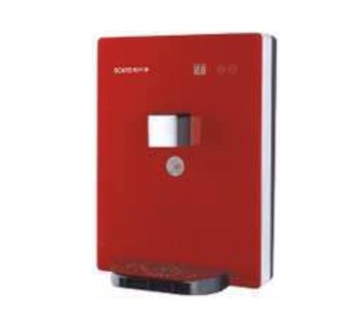 红色速热管线饮水机